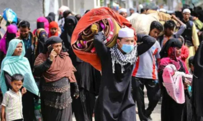 53 Rohingya refugees test positive of Kovid-19 at detention center in Jammu