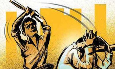 On duty doctor beaten up by police