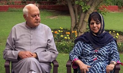 Political developments on Farooq Abdullah's way to meet Mehbooba Mufti: Sources