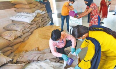 Free Ration to Poor Families: Details