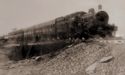 Development work started for old railway station connecting Jammu with Sialkot
