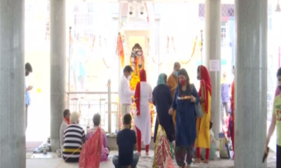 Kashmiri Pandits celebrated Jyestha Ashtami in Jammu, praying for their return to the valley, the epidemic will end