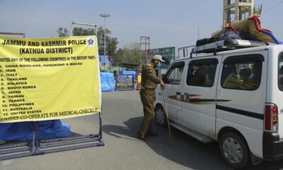 New guidelines for travelers entering Jammu and Kashmir at Lakhanpur border point