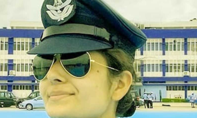 Rajouri girl becomes fighter pilot in IAF