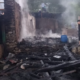 Jammu: Many shops burnt down due to massive fire