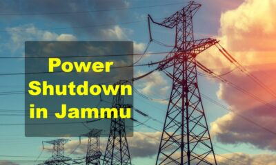 21-day Long Power Shutdown in THESE areas of Jammu district