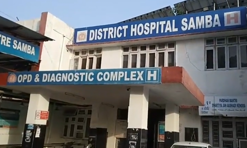 opd services restored in samba hospital