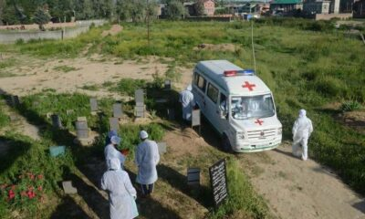 COVID-19: 29 deaths, 1,801 positive cases in J&K