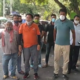 'Where will the poor Dogra go?'  Street vendors protest in Jammu
