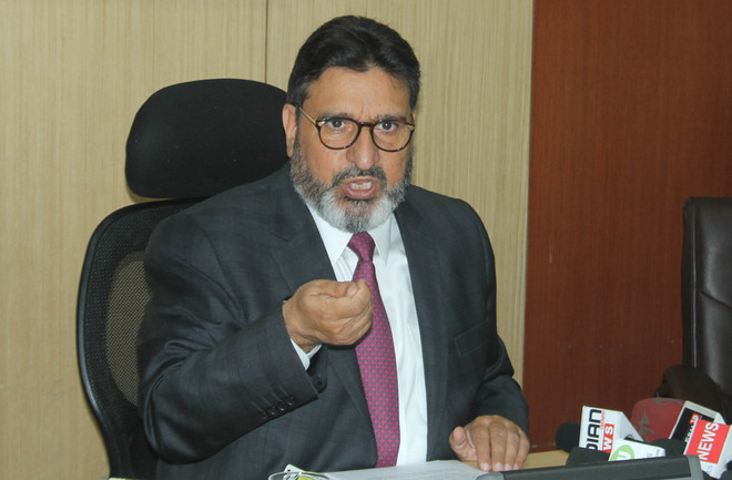 Free electricity to every household in J&K if his party comes to power: Altaf Bukhari