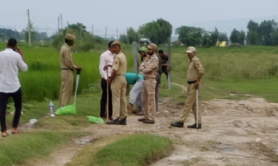 Over 28 acres of prime government land taken back from encroachment in Jammu