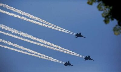 Indian Air Force to conduct air show on Dal Lake on 26 September