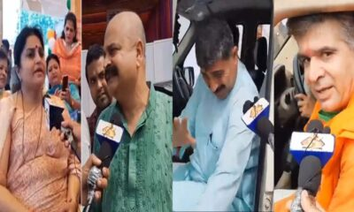 What do BJP leaders have to say on opening 100 Reliance stores in Jammu?