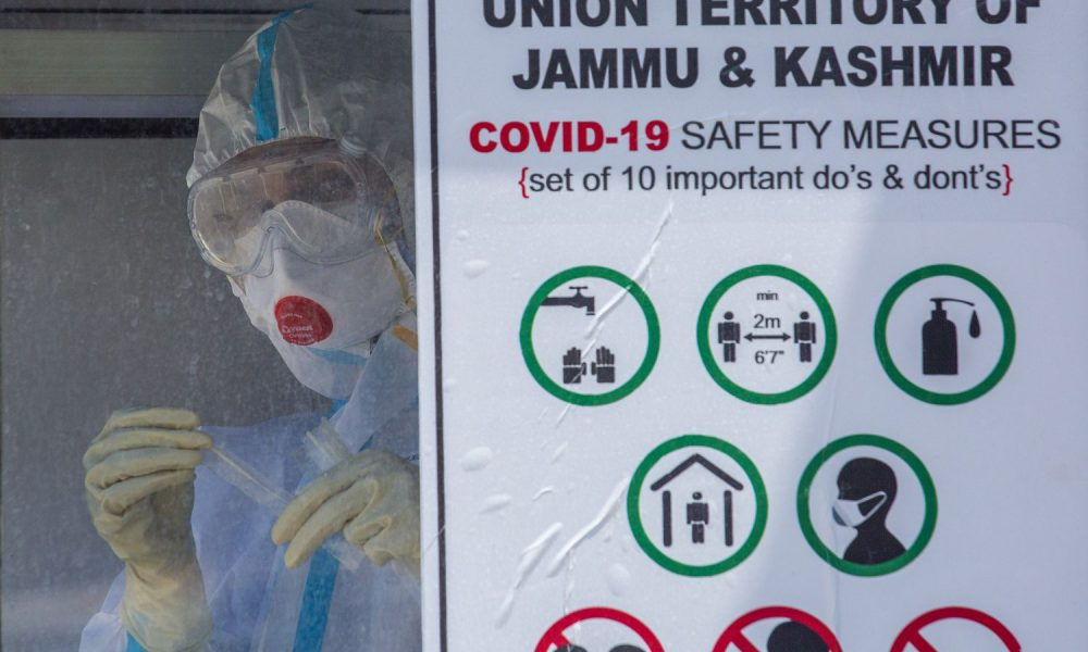 92% health workers, 95% police personnel have COVID-19 antibodies: Sero prevalence survey