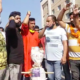 No World Cup match between India and Pakistan': Bajrang Dal protest in Jammu