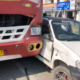 Accident on Jammu-Pathankot highway, bus driver absconding